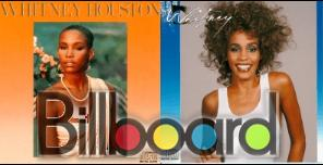 Whitney Houston: Billboard 1980's